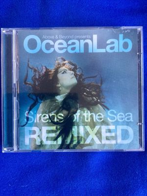 Sirens of the Sea 🌊 Ocean Lab Music 🎶 🎧 2 CD disc in case / Remix club version