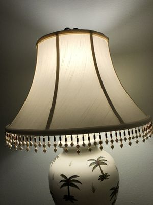 New and used lamp shades for sale in tallahassee fl offerup hand painted lamps mozeypictures Images