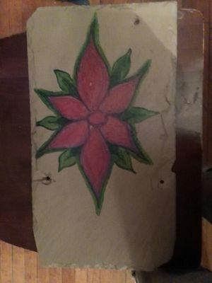 Decorative slate planks
