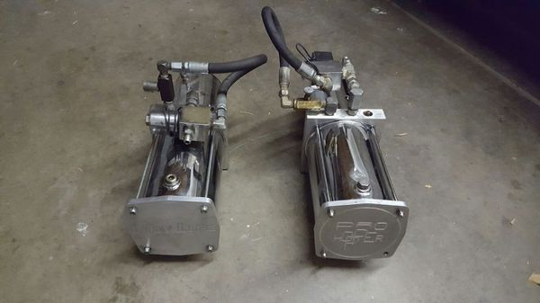 all chrome lowrider hydraulic pump/pumps (Auto Parts) in Lancaster, CA