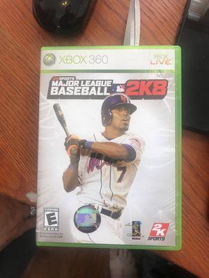 MLB 2k08