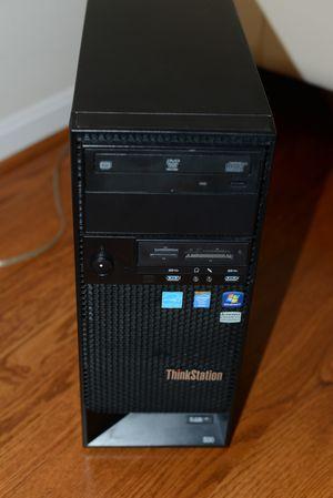 Lenovo ThinkStation S30 E5-2609 V2 2.50GHZ 8GB 2x500GB W7P64