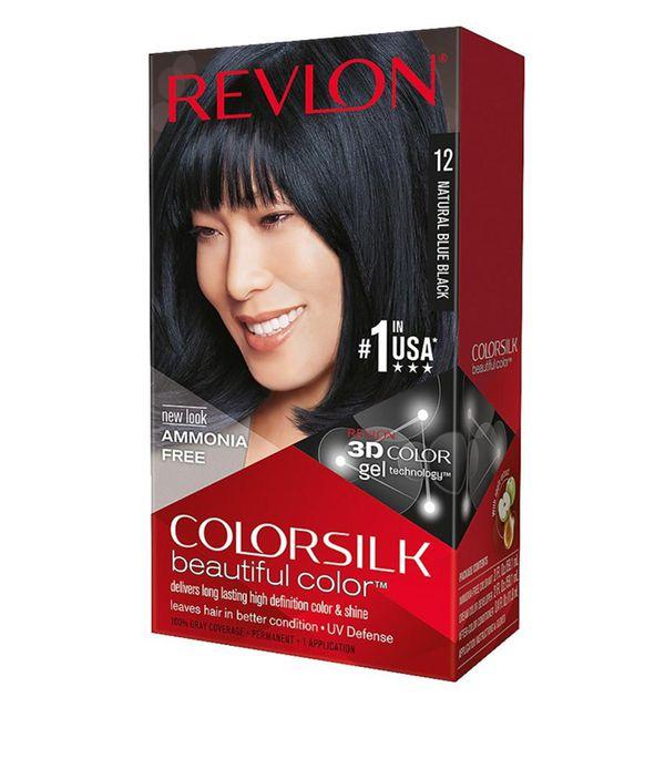 Revlon Colorsilk Beautiful Hair Color Natural Blue Black Beauty