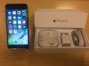 Apple iPhone 6 (16/64/128gb) - Factory Unlocked - Comes w/ Box + Accessories & 1 Month Warranty