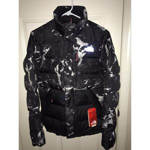 The North Face Puffer Jacket 550 New With Tags Sz S Small