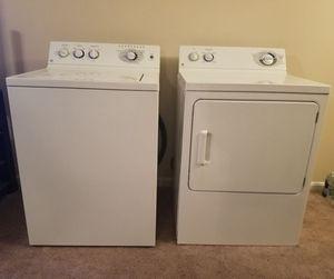 GE Washer / Dryer Set