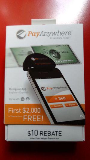NIB Credit Card Reader IPhone, Android, iPad