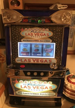 Full size slot machine