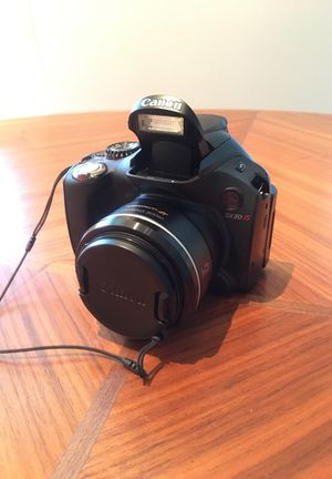 Canon SX30 IS Digital Video Camera