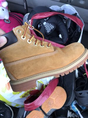 Size 12c timberlands