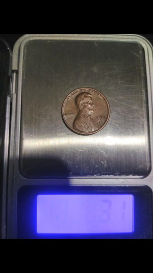 Rare 1982 d small date penny