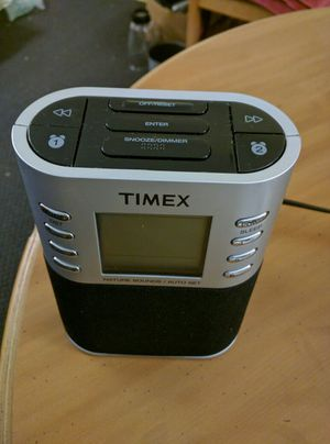 Timex Nature Sound and alarm clock