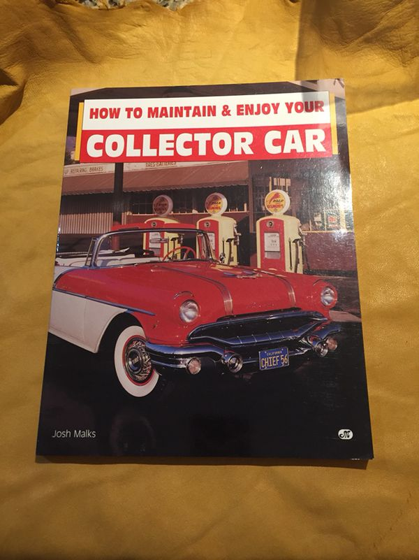 How to maintain and enjoy your collector car book (Books & Magazines ...