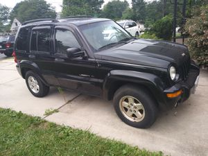 Jeep liberty 2002 límited 4x4 and engine all rest are good can be fixed ho for parts