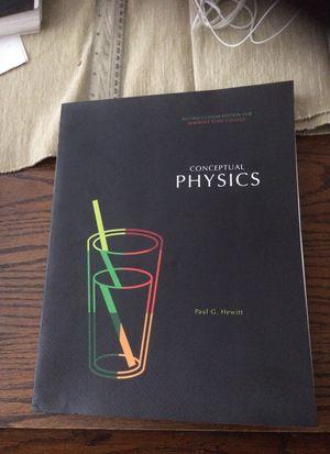 Conceptual physics textbook