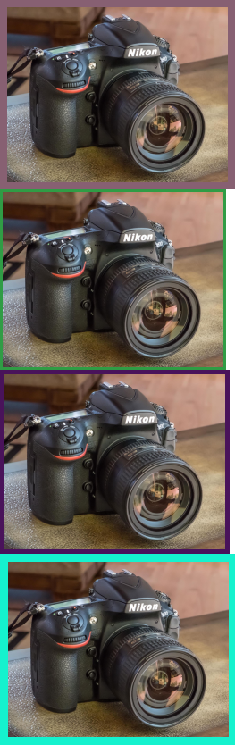 Camera Digital SLR Nikon D810 36.3MP+Lens