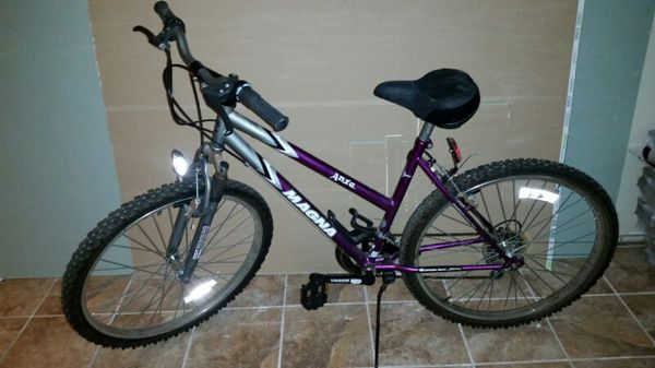 Mountain Bike 26 Magna Anza Bicycles In Tamarac Fl Offerup