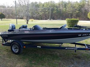 2003 stratos 170 bass boat