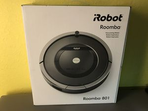 iRobot Roomba 801 - Robotic Vacuum Cleaner BRAND NEW SEALED