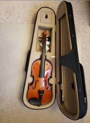 Palatino VN-350-1/2 Campus Violin Outfit, 1/2 Size