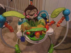 Baby jumper bouncer or exersaucer