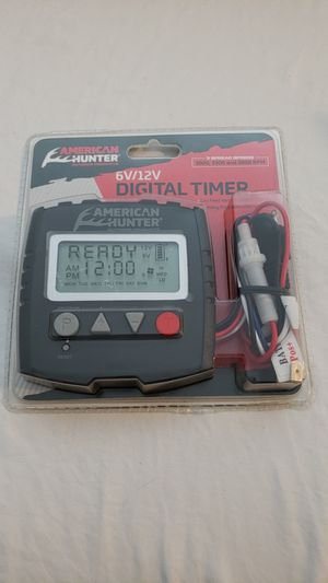 American hunter digital timer