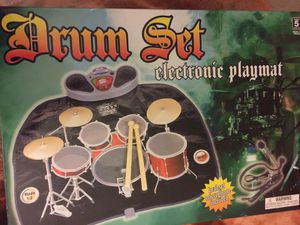 Drum set. for baby