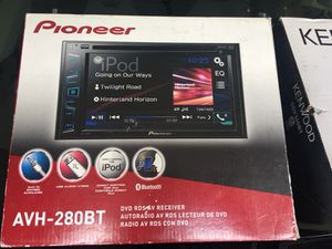 Radio touchscreen Bluetooth dvd