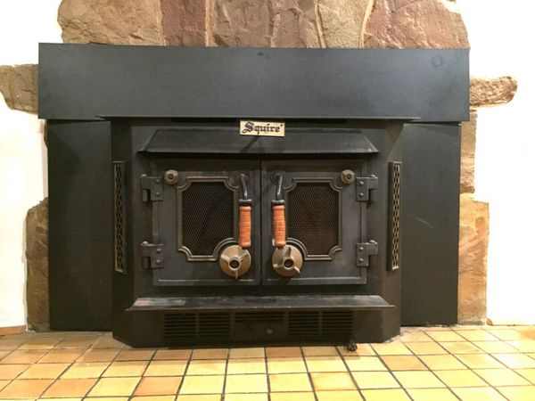 Squire Wood Burning Fireplace Insert Household in San Jose CA