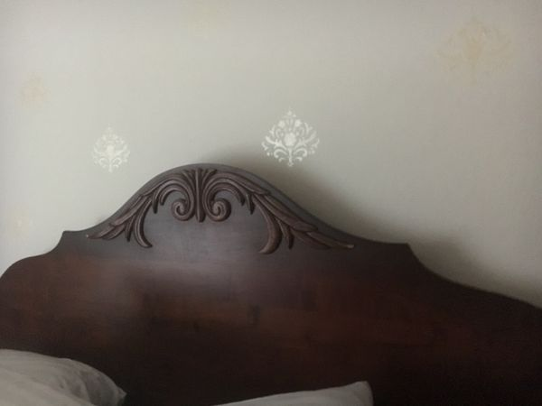 pleasant 4 poster bed frame.  Ethan Allen 4 poster bed frame Furniture in Pleasant Hill CA