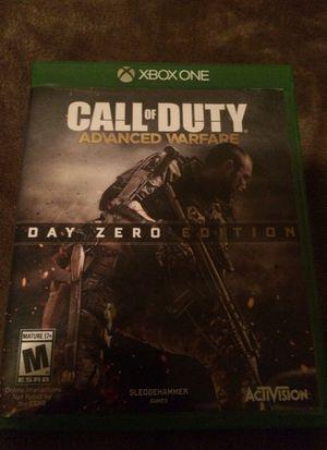 Call of Duty Advanced Warfare Day Zero Edition (Xbox One)