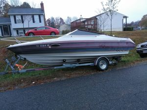 Boat good condition