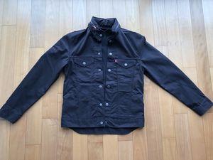 Levi's Commuter Trucker Jacket - Black