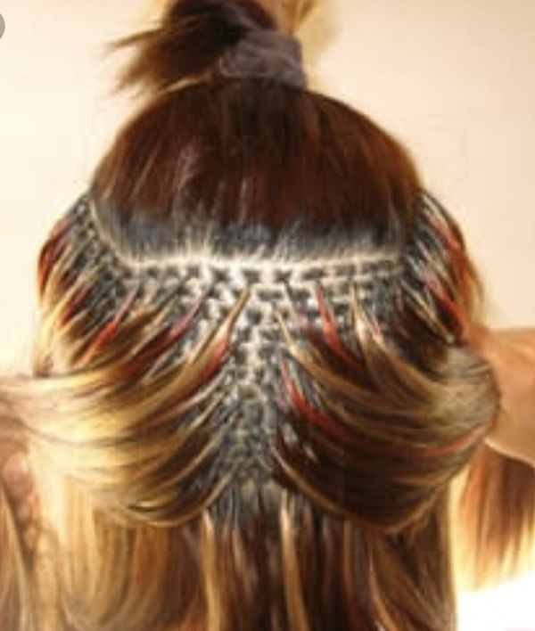 Strand By Strand And All Types Of Hair Extensions Beauty Health