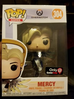 OVERWATCH MERCY FUNKO POP