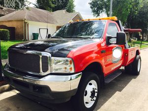 2003 Ford F450 Tow Truck