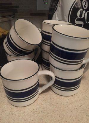 7 teacups