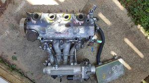 Honda Civic D16y8 Vtec Head ECU Clutch Combo -