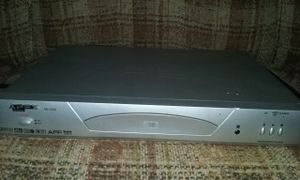Apex DVD player works great