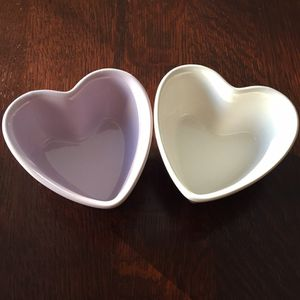 Valentine Heart ramekins