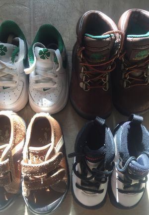Shoes for baby's