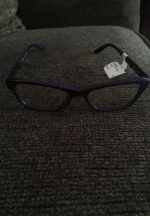 Purple Versace Eyeglasses