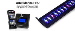 Current Marine Pro light w/remote/timer