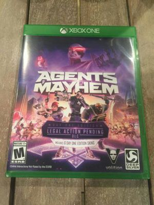 Agents of Mayhem for XBox One