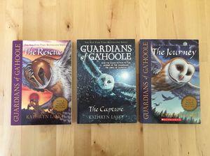 Guardians of Gahoole series books