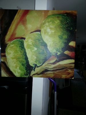 Oil painting 26x29