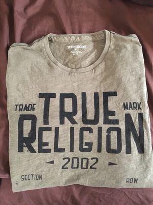 True Religion Shirt XXL