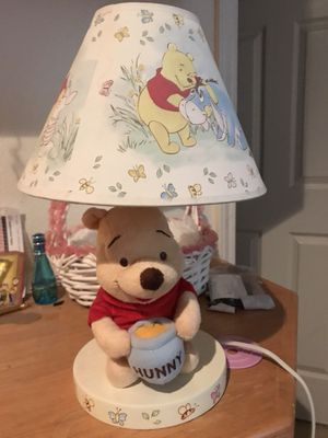 New and used lamp shades for sale in hayward ca offerup winnie the pooh lamp shade aloadofball Gallery