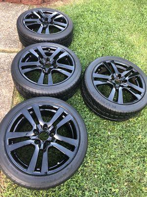 17x7.5 wheels