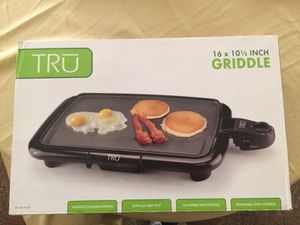 10 inch griddle maker